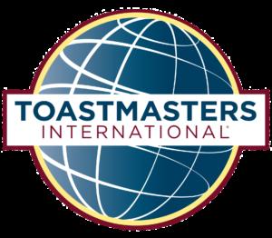 Toastmasters-Logo, transparenter Hintergrund